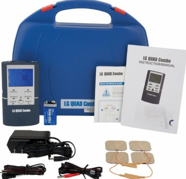 electrical stimulation unit - Affordable Home SCI Exercise Program – Something for Everyone