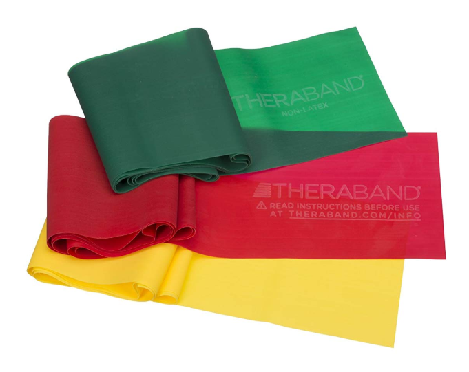 theraband - Affordable Home SCI Exercise Program – Something for Everyone