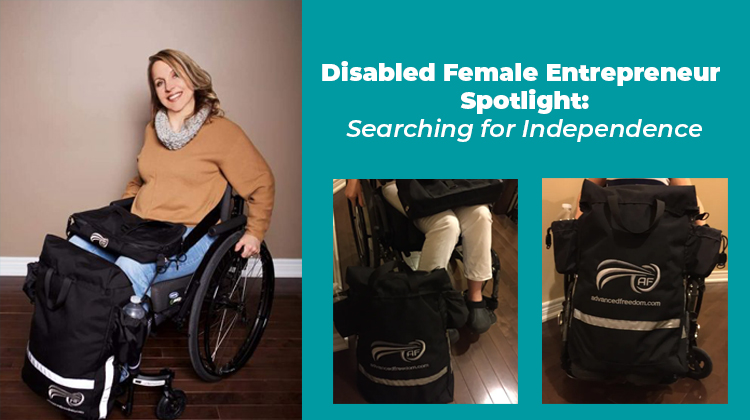 Disabled Female Entrepreneur Spotlight