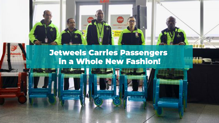 Jetwheels Fashion Wheelchair