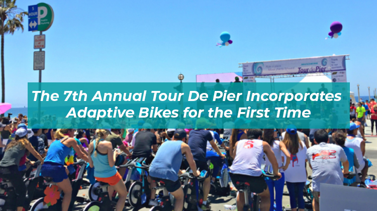 The 7th Annual Tour De Pier Incorporates Adaptive Bikes for the First Time