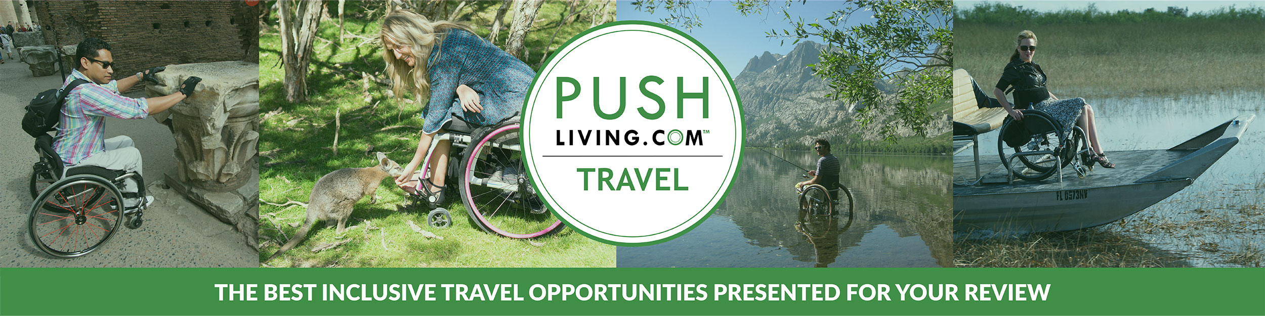 Pushliving Travel - The best inclusive travel opportunities presented for your review