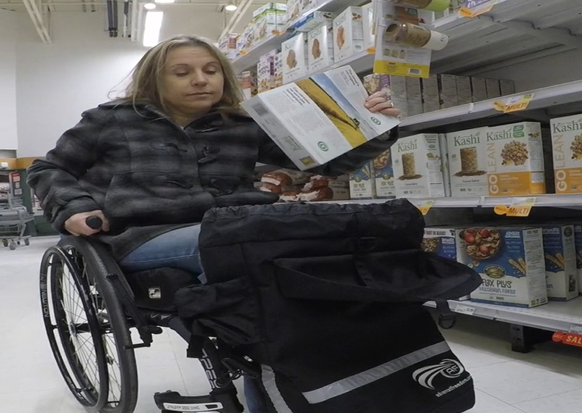 grocery - Disabled Female Entrepreneur Spotlight: Searching for Independence