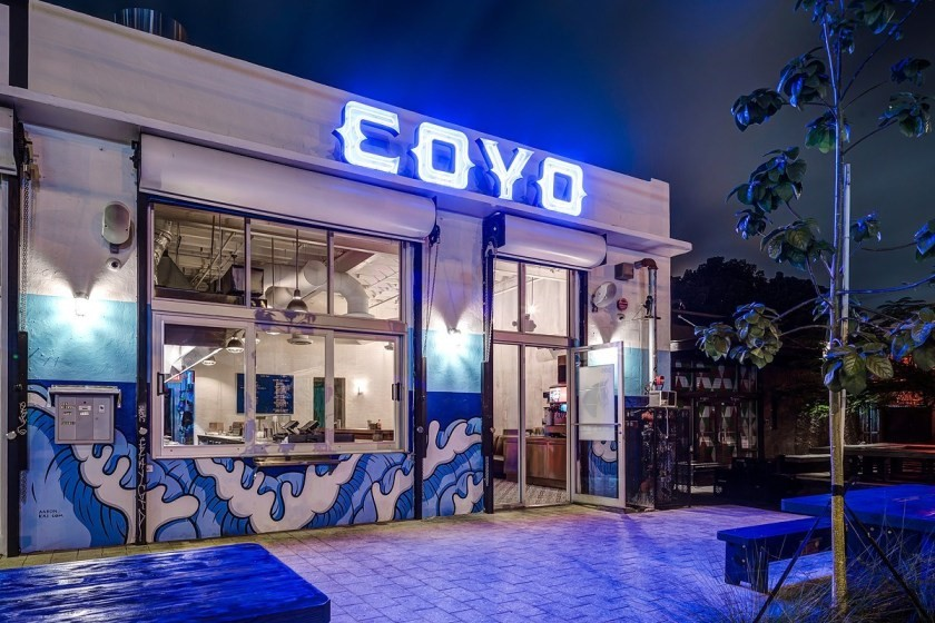Coyo Taco Mexican Food - Where to Roll in Town: A Wheelchair Users Guide to What is Hot and Trending in Travel