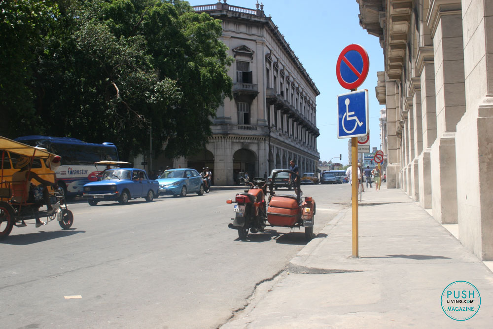 Debora at Cuba 36 - Wheelchair Travel: Cuba Libre? How Free is Cuba for Travelers on Wheels?