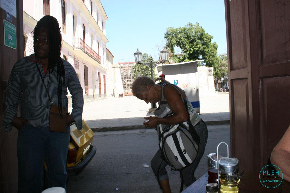 Debora at Cuba 41 - Wheelchair Travel: Cuba Libre? How Free is Cuba for Travelers on Wheels?