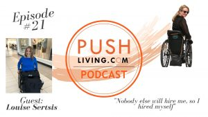 Episode 21 Louise Sertsis 300x169 - Episode #21 - Louise Sertsis