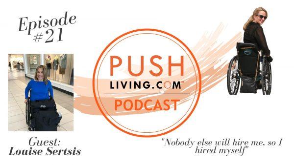 Episode 21 Louise Sertsis 600x338 - PushLiving Network
