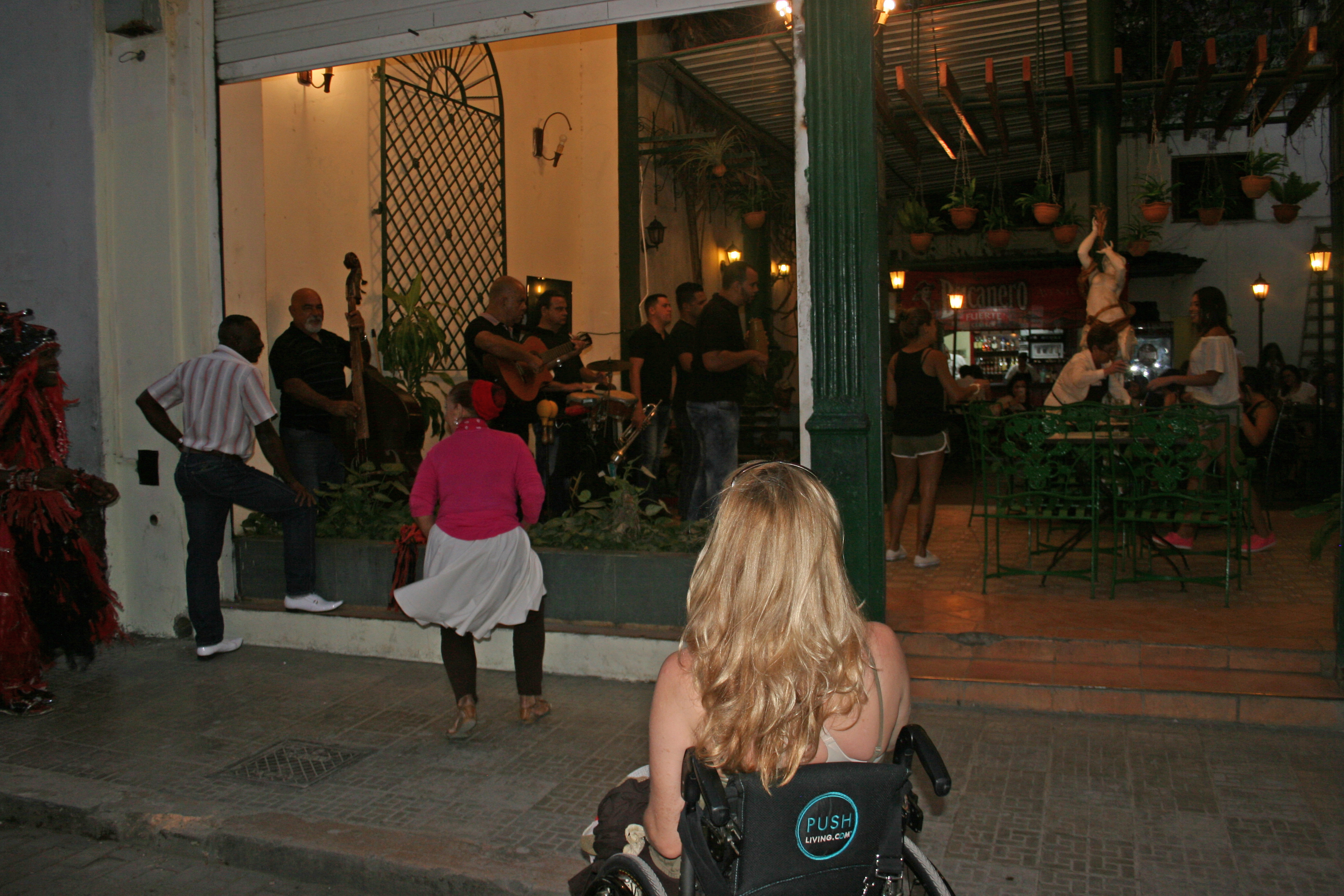 How Free is Cuba for Travelers on Wheels 1 - Wheelchair Travel: Cuba Libre? How Free is Cuba for Travelers on Wheels?