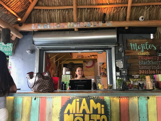 Miami Mojito Company Bar - Where to Roll in Town:  A Wheelchair Users Guide to What is Hot and Trending in Travel
