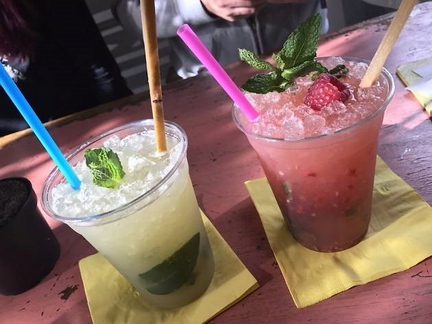 Miami Mojito Company - Where to Roll in Town:  A Wheelchair Users Guide to What is Hot and Trending in Travel