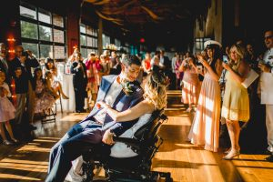Paralyzed woman on her wedding day 300x200 - Paralyzed woman on her wedding day
