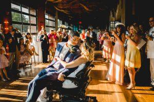 Paralyzed woman on her wedding day 300x200 - Paralyzed woman on her wedding day