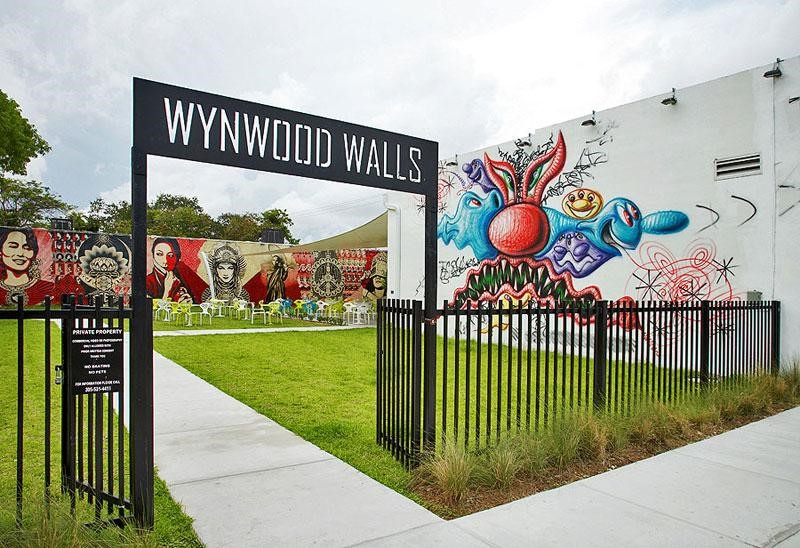 Wynwood Walls Wynwood Arts District - Where to Roll in Town:  A Wheelchair Users Guide to What is Hot and Trending in Travel