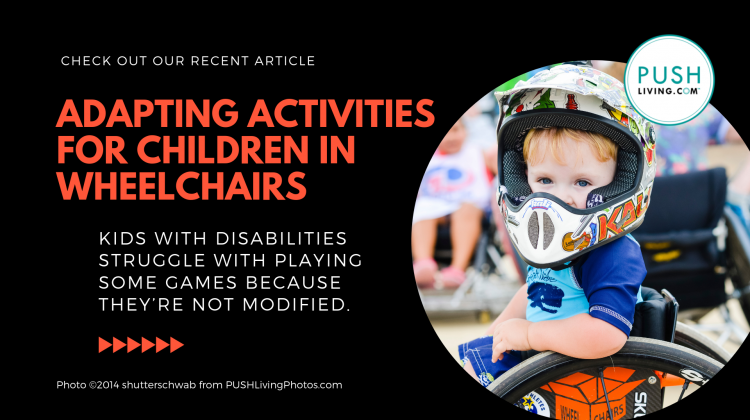 KidActivities COVER 750x420 - Adapting Activities for Young Children in Wheelchairs