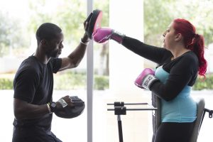 PL 0RHTCTP original 300x200 - Disabled Woman Boxing With Personal Trainer
