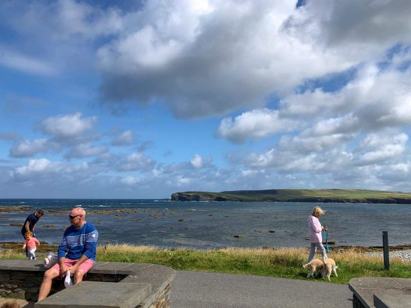 Ireland Day 11 2 600x450 - PUSHLiving Ireland 2019: Day 11-14 Galway, Kylemore Abbey, and Cliffs of Moher