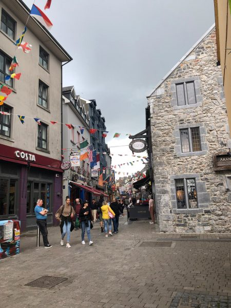 Ireland Day 13 1 450x600 - PUSHLiving Ireland 2019: Day 11-14 Galway, Kylemore Abbey, and Cliffs of Moher