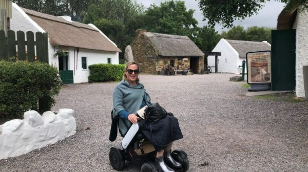 Ireland Day 9 10 750x420 600x336 - PUSHLiving Podcast #26: Wheelchair Travel Guide for Yearning Travelers with Lilly Longshore