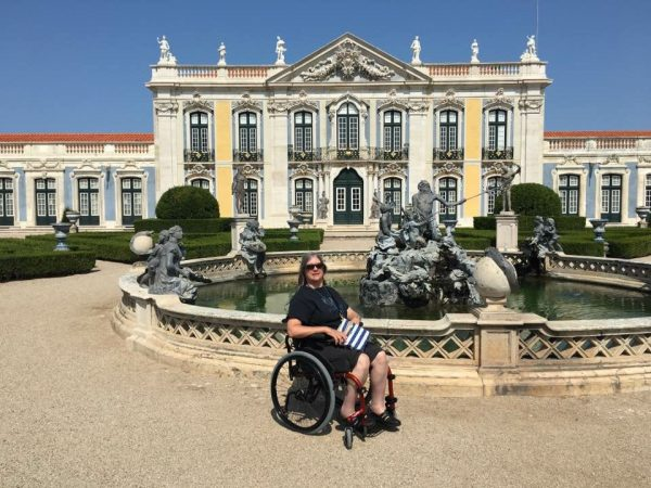 SintraPortugal 600x450 - PUSHLiving Podcast #26: Wheelchair Travel Guide for Yearning Travelers with Lilly Longshore