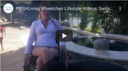 Screen Shot 2019 10 07 at 2.07.00 PM - PUSHLiving Wheelchair Lifestyle Videos: Swimming for Focus, Fitness and Fun!