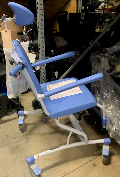 shower chair 03 - Health Insurance Approval for Specialized Shower Chair - Unexpected Win!